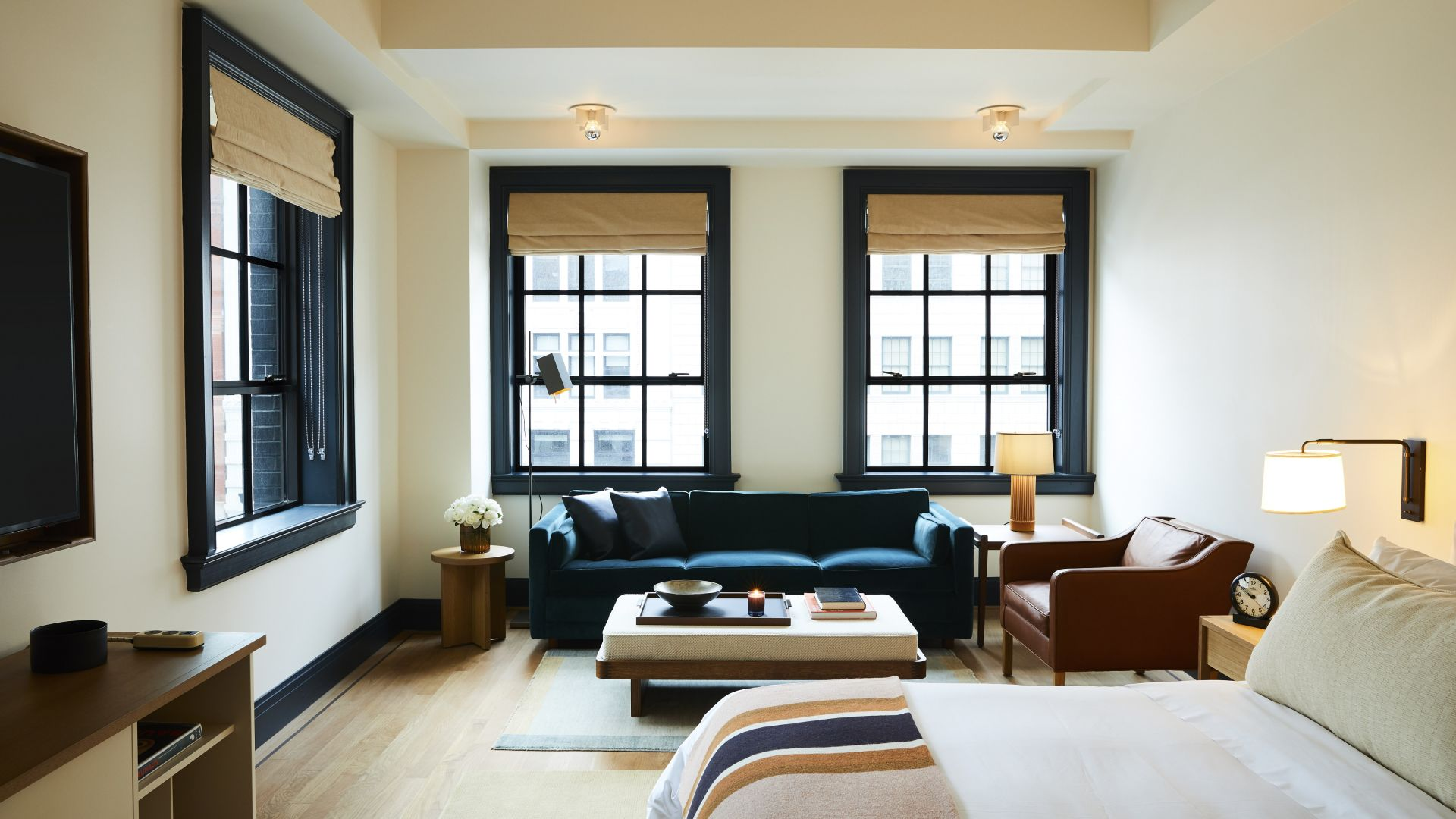 Shinola Hotel | A Boutique Hotel Downtown Detroit